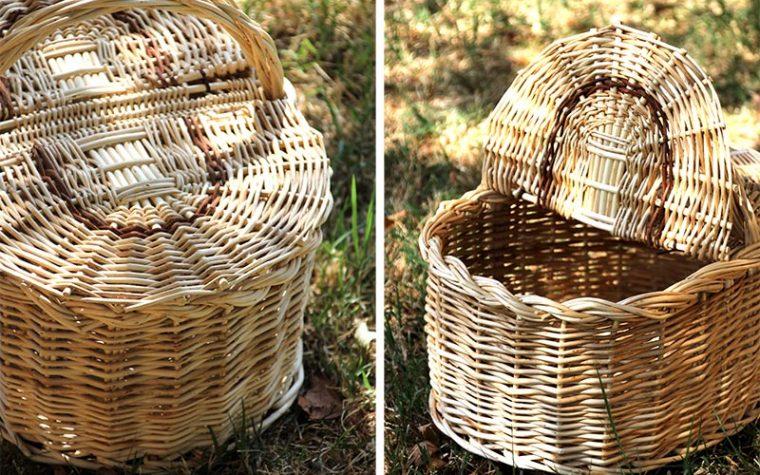 Sagra dei Thést: il cesto da picnic