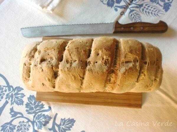 Pane con pasta madre e Confessioni di una Malandrina
