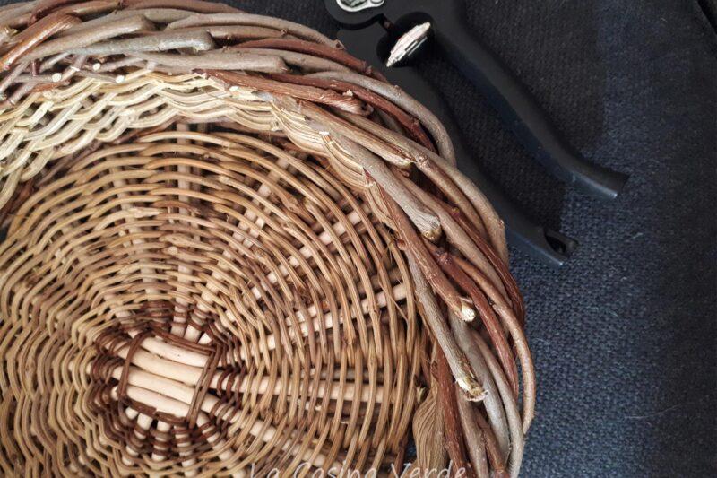 Back in basket